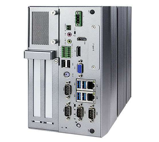 Industrial PC: Fanless industrial Box PC assembled according to requirements