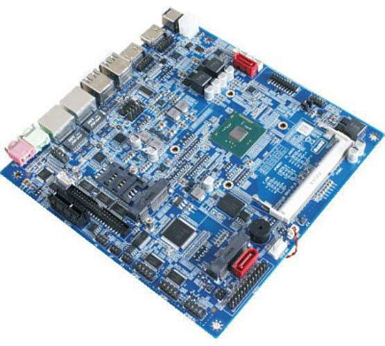 Embedded and Industrial Computer Boards: Together we will find a solution for your special requirements