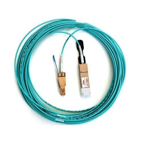 Fiber optic Tansceiver and cables by Formerica Optolectronics: SFP / SFP+ / QSFP Modules