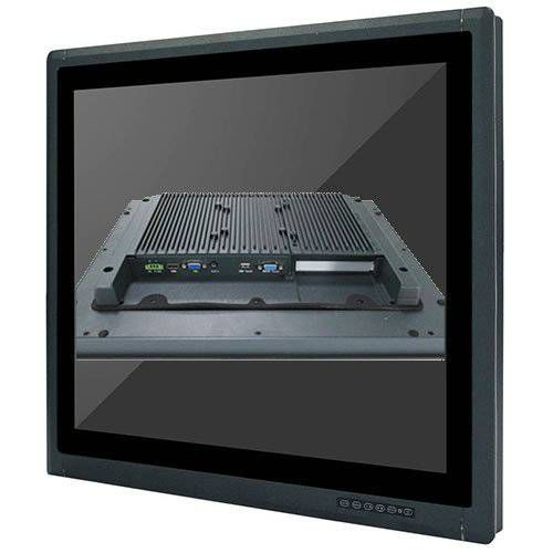 Industrial Touch Screen Displays: Capacitive/Resistive, IP65 protection, support multi touch