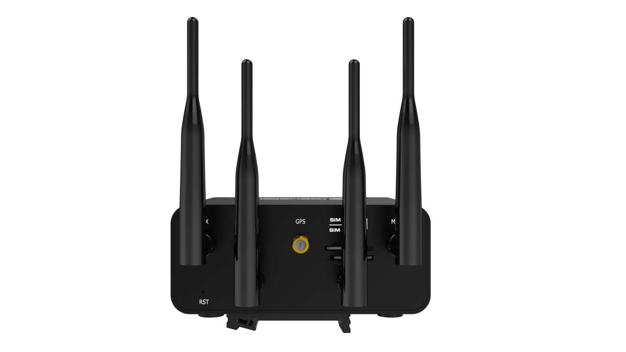 Industrie-Mobilfunk-Router | Industrial 3G/4G VPN Router R1520