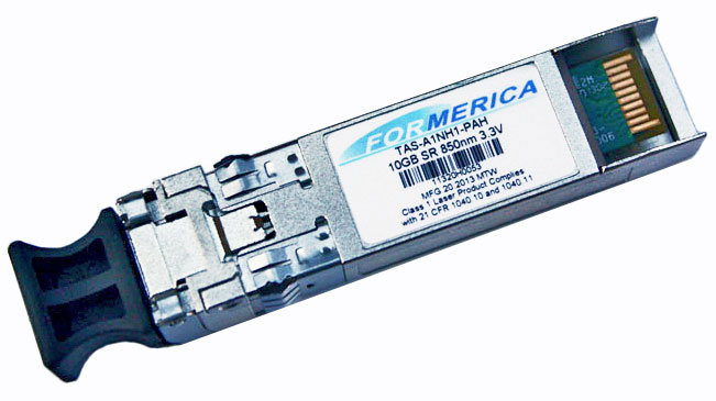 SFP+ Transceiver 10Gb SR 850nm 3,3V TAS-A1NH1-PAH
