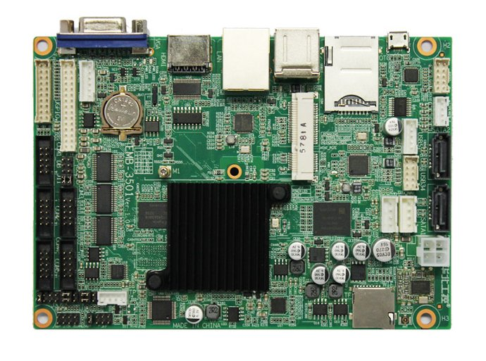 i.MX6 Embedded Board EMB-3501