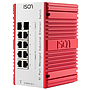 Industrie-Ethernet-Switch IS-DG510-2F-A